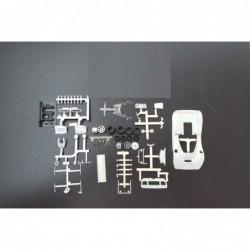 White Complete Body Kit -...