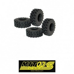Rubber Tires TRACTION...