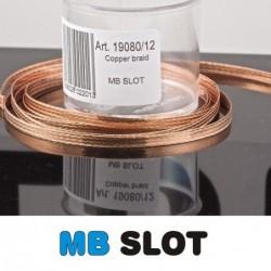 MB Braids on Copper Roll (1m)