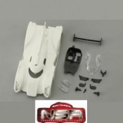Audi R18 Body in White Kit
