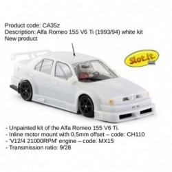 Alfa Romeu 155 DTM White...