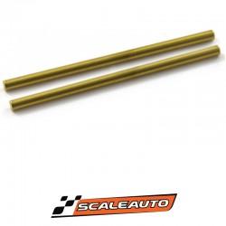 Hard Gold Surface Steel...