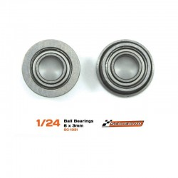 6x3mm Ball Bearings with...