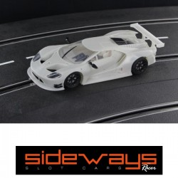 Ford GT GT3 - White Racing Kit