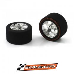 24.5x13mm Foam Wheel -...