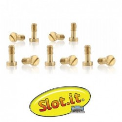 Metric Screws M2.5x6mm -...