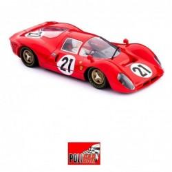 Ferrari P4 LeMans 1967 nr.21