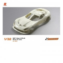 SRT Viper GTS-R Body in...