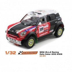 Mini All 4 Racing Dakar...