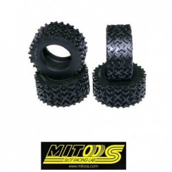 Rubber Tires X-CONTROL...