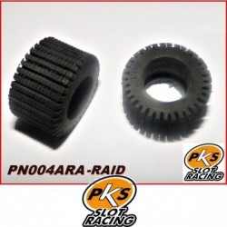 SR Raid Wide Needle Tires -...