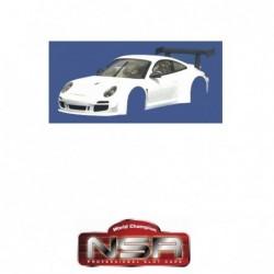 Carroçaria Porsche 997 em...