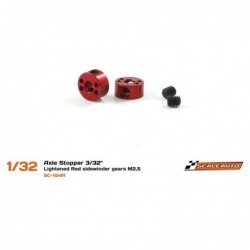 M2.5 Red Stoppers for 3:32...