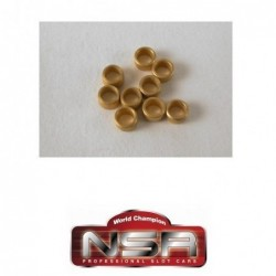 Spacers Axles 3:32 - 2.0mm...