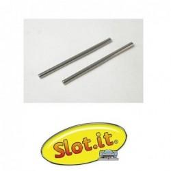 Steel Axle 3:32 x 45mm...