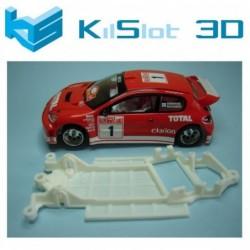 Peugeot 206 WRC Chassis 3D...