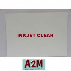 Transparent Inkjet Decal...