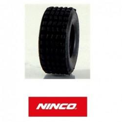 Raid Rubber Tires 24.5x9.3mm