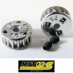 STD pulleys in MXL Nylon -...