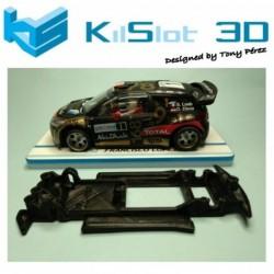 Citroën DS3 WRC Chassis 3D...