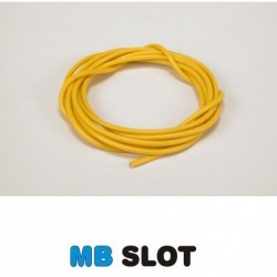 Yellow Silicone Motor Cable...
