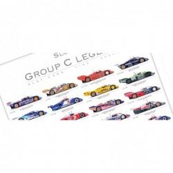 Poster Grupo C Legends...