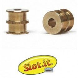 Double Bronze Bearings