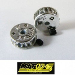 MXL Nylon STD Pulleys - 17...