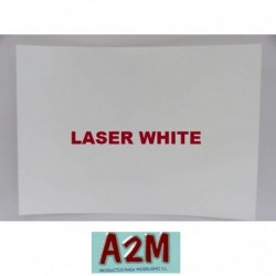 White Laser Decal Sheet -...