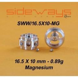 Jantes Magnésio 16.5x10mm...