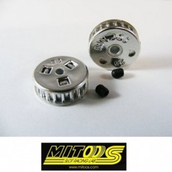 MXL Nylon STD Pulleys - 20...