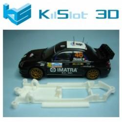 Subaru WRC Chassis 3D...