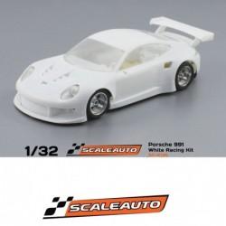 Porsche 991 GT3 White...
