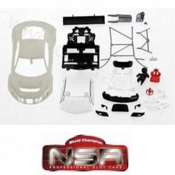 Carroçaria Audi R8 GT3 em...