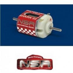 Motor SHARK - 22400rpm -...