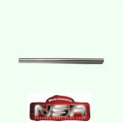 Steel Axle 3:32 x 49mm