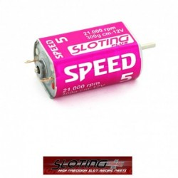 Motor Speed 5 - 21.000rpm a...