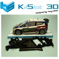 Ford Fiesta WRC Chassis 3D...