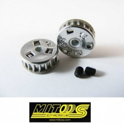 STD pulleys in MXL Nylon -...
